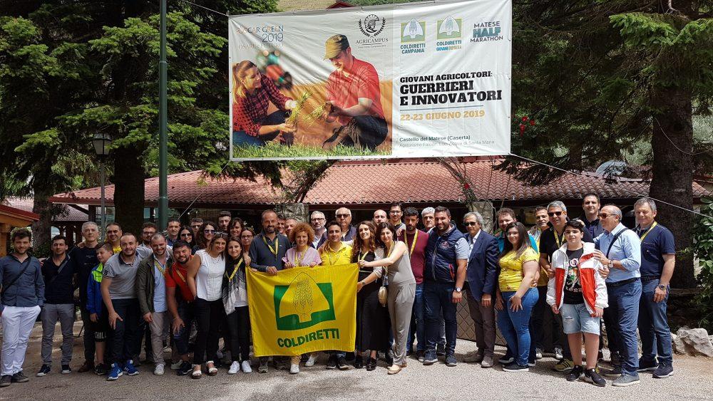 Assemblea Coldiretti Giovani Impresa a Castello del Matese