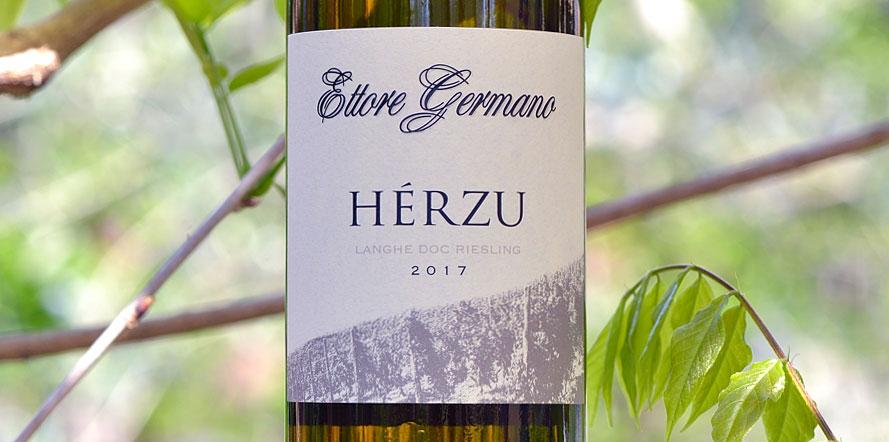 Langhe Riesling Herzu 2017 Ettore Germano