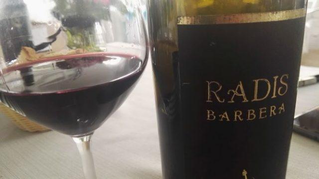 L'etichetta Radis