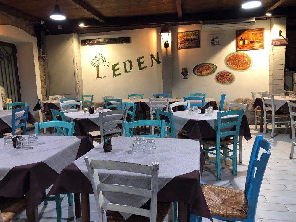 Pizzeria Eden, Vallo della Lucania
