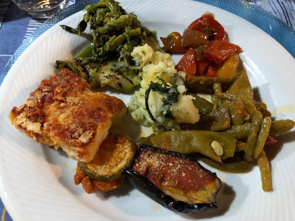 Agriturismo Zio Cristoforo - nel piatto