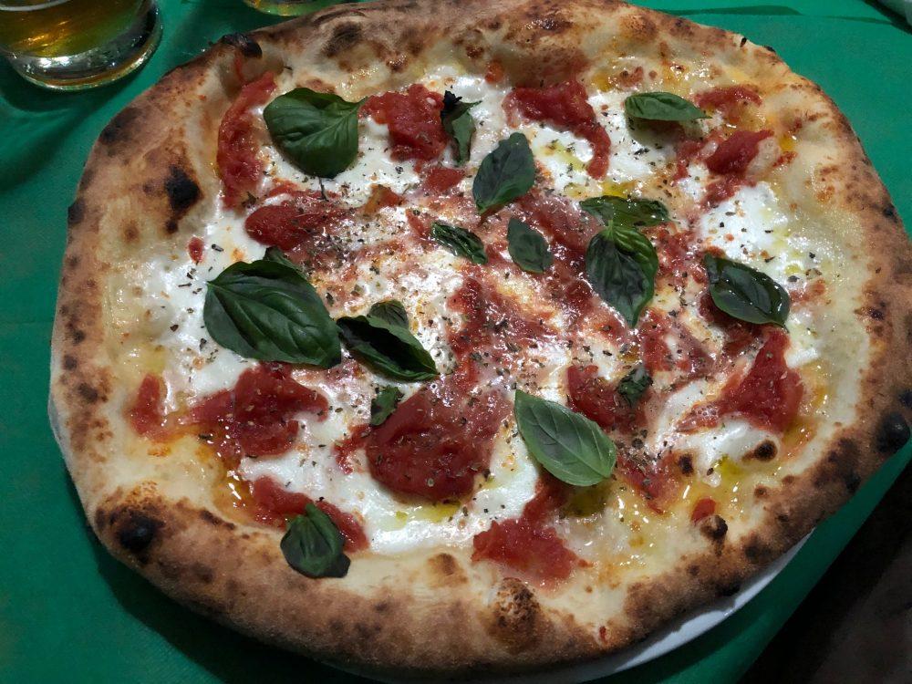 La mia, con l'antico pomodoro di Napoli