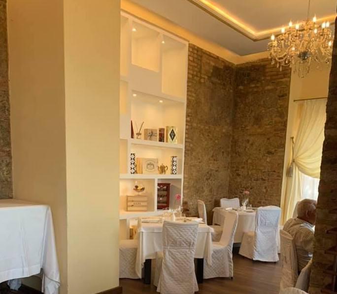 Me Restaurant, la sala