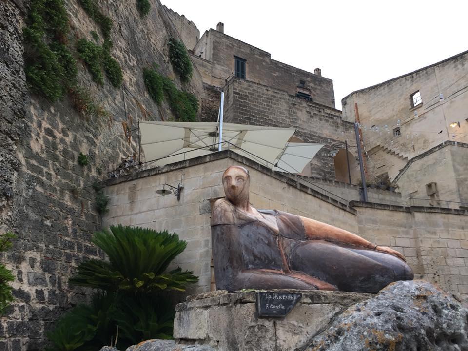 Ristorante Regiacorte a Matera