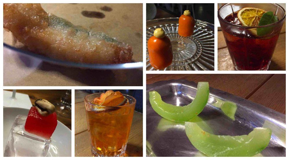 Ristorante Casamatta, Vinilia Wine Resort, aperitivo
