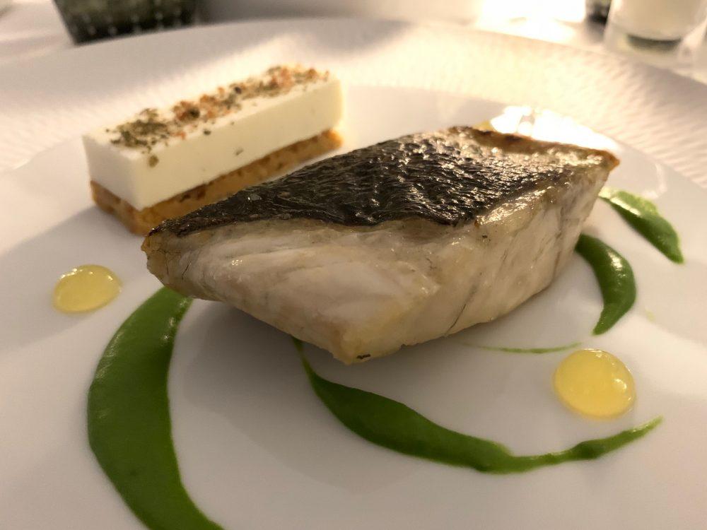 Sensi Restaurant - spigola
