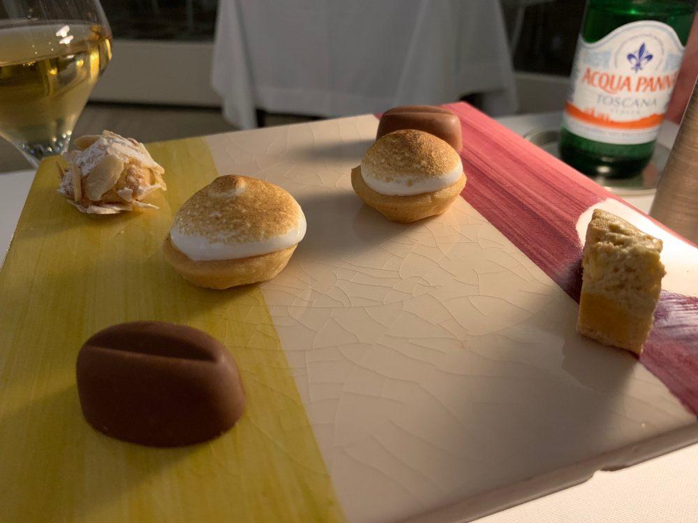 Sensi Restaurant - piccola pasticceria di fine pasto