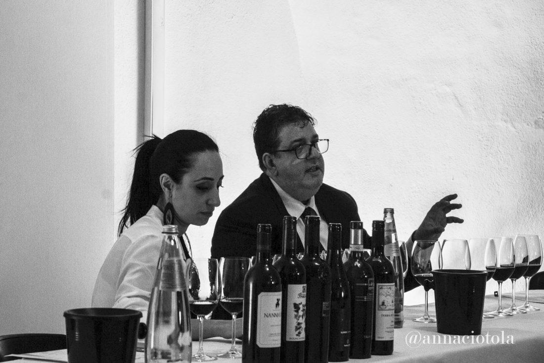 I relatori - Luciano Pignataro e Teresa Mincione