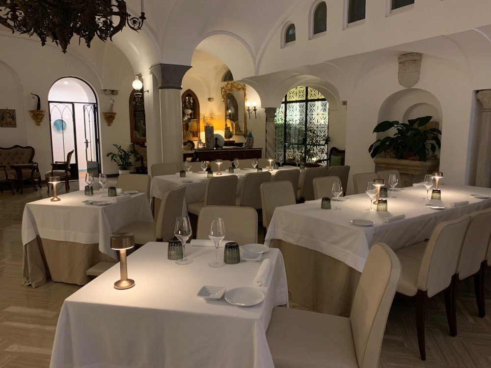 Interni Sensi Restaurant