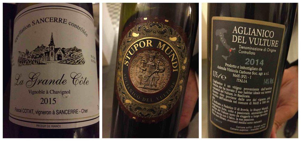 Ristorante Casamatta, Vinilia Wine Resort, il vino