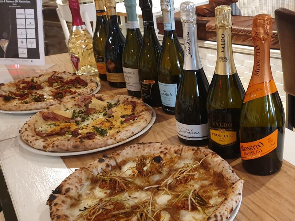 Pizza & Prosecco