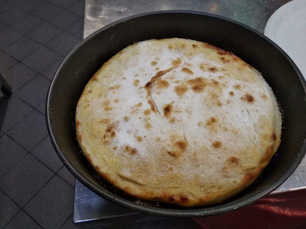 Pizza Tatin Vesuvio