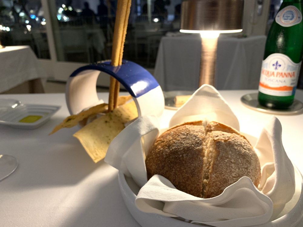 Sensi Restaurant - pane home made