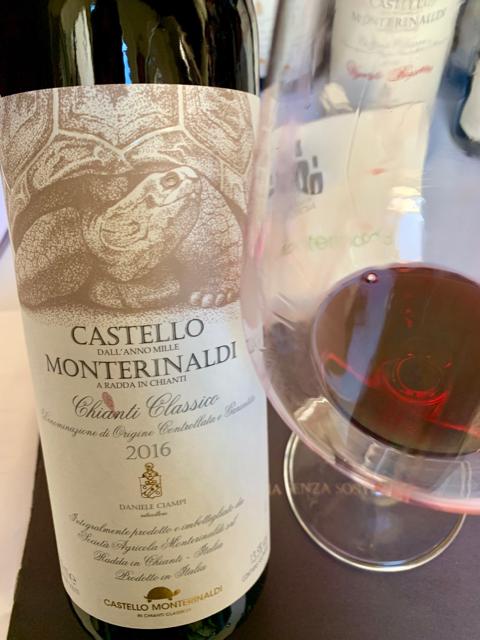 Castello di Monterinaldi Chianti Classico 2016