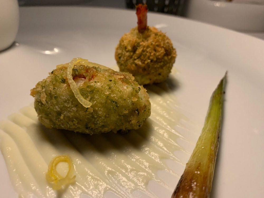 Sensi Restaurant- L'astice