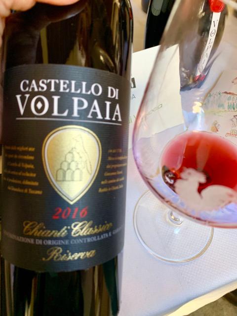 Castello di Volpaia Chianti Classico Riserva 2016