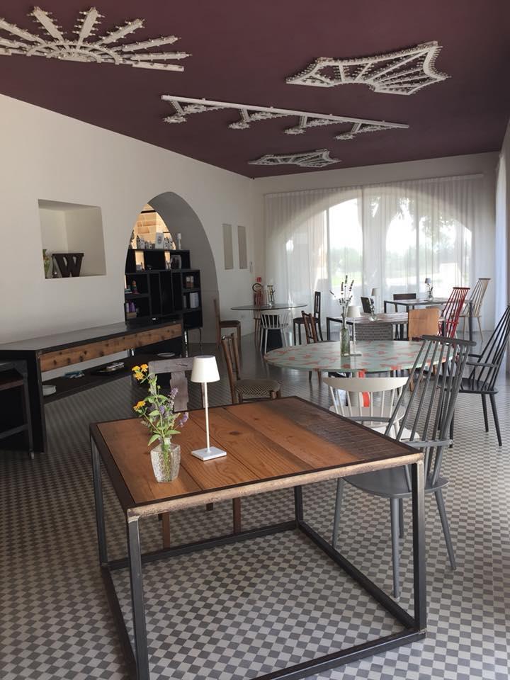 Ristorante Casamatta, Vinilia Wine Resort, la sala