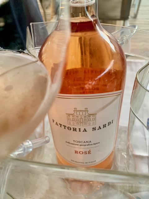 Rose' Sardi 2018- Fattoria Sardi