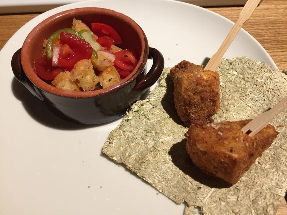 Ristorante Regiacorte a Matera, aperitivo materano