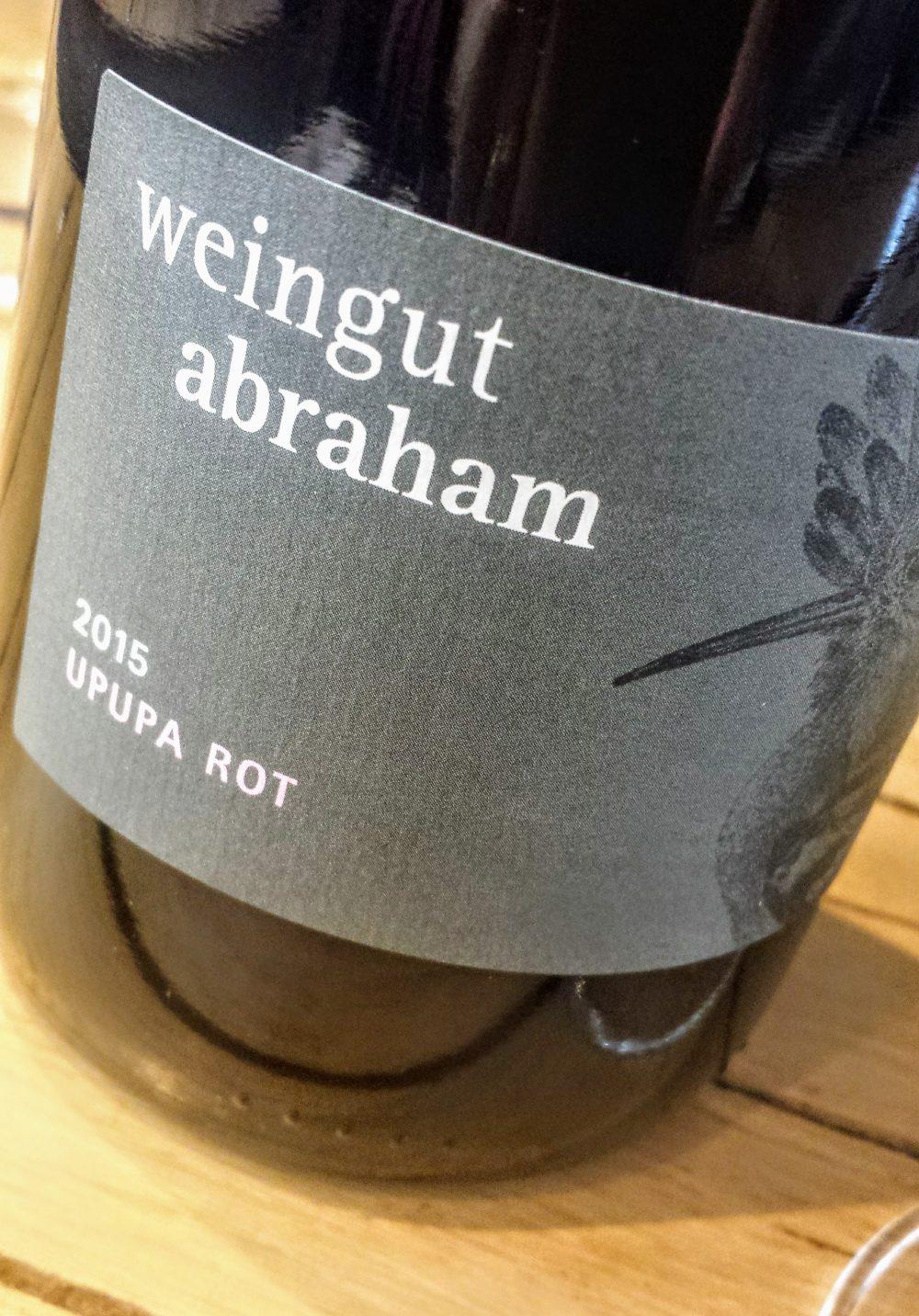Abraham, Upupa Rot 2015