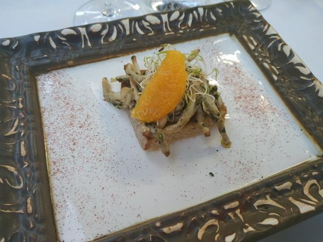 Aqua Lexus Fish Restaurant - il benvenuto