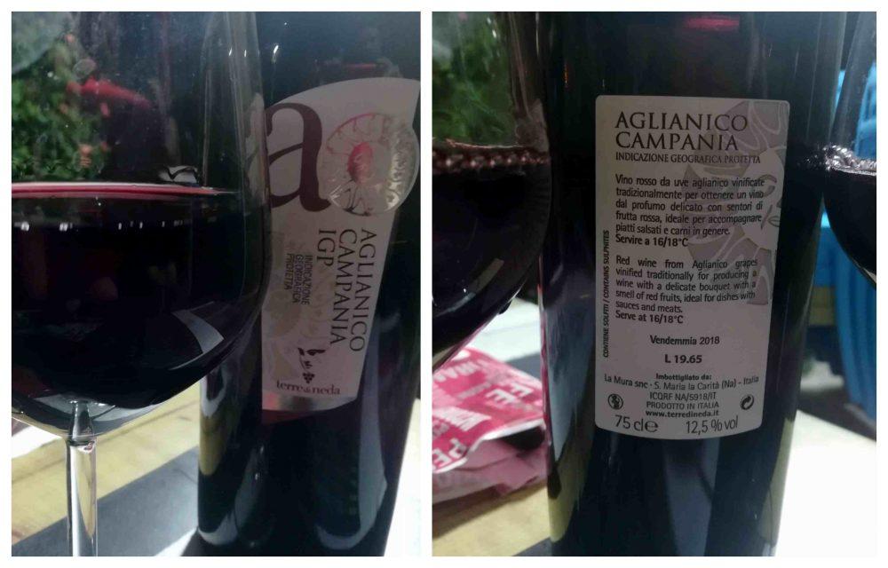 Assafadi' - il vino