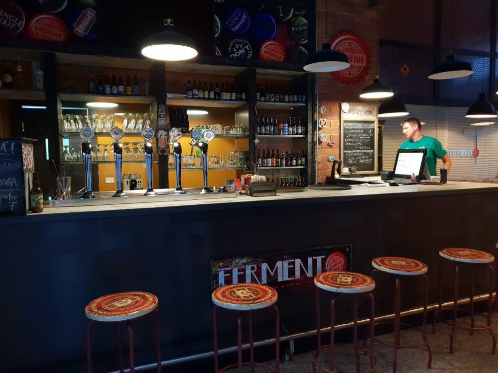 Bancone Fermento Brew Inn