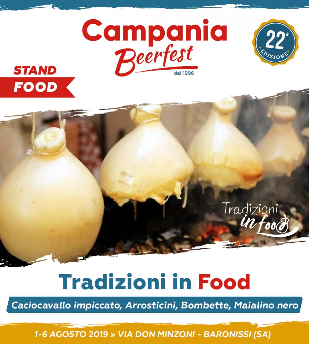 Campania Beer Fest, caciocavallo impiccato
