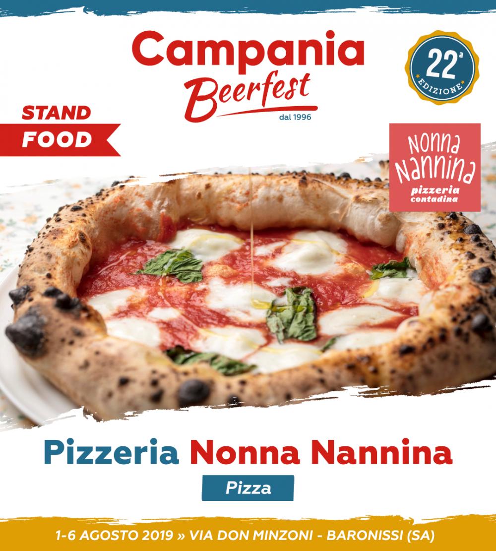 Campania Beer Fest, nonna Nannina