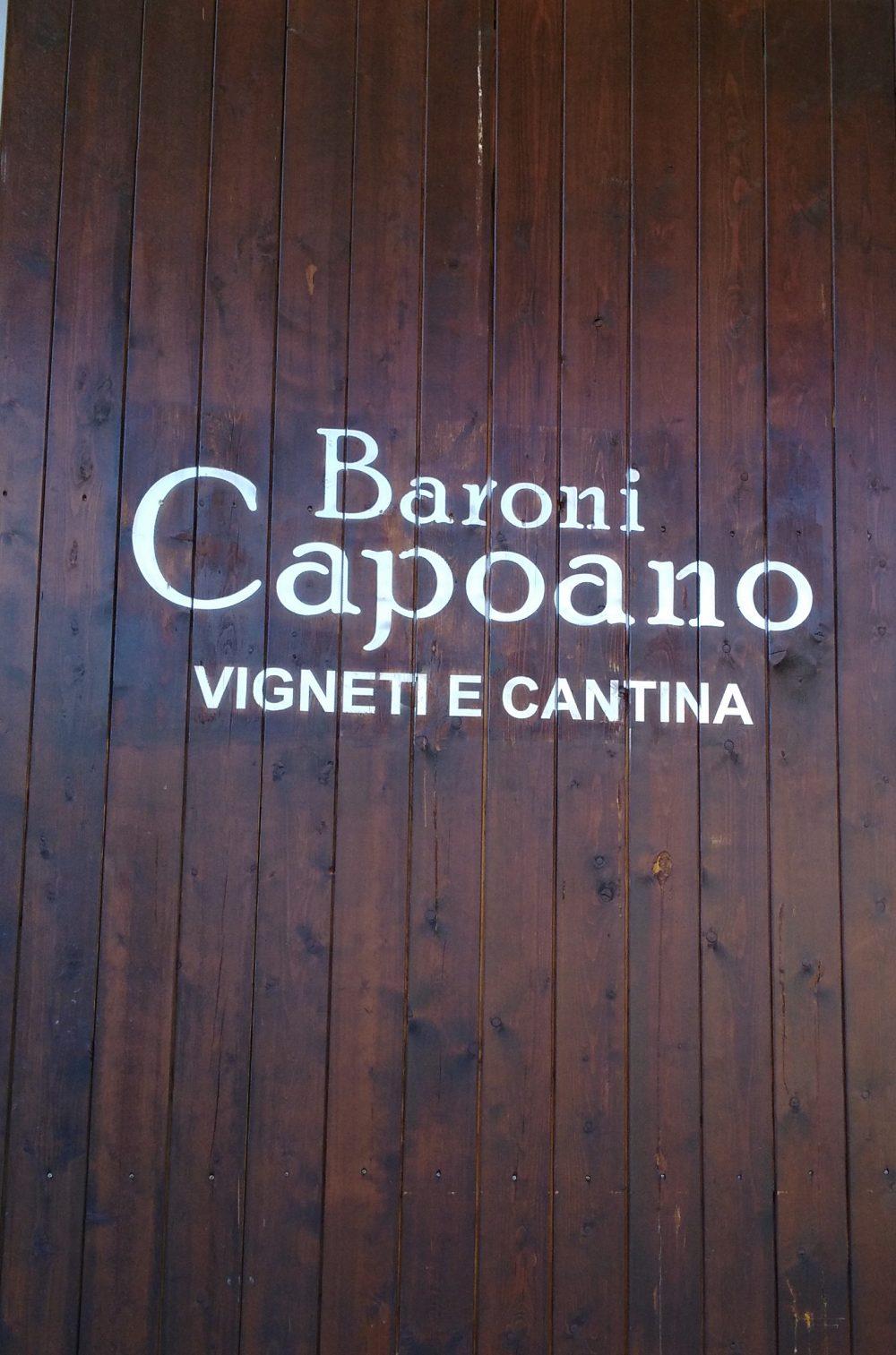 Cantina Baroni Capoano