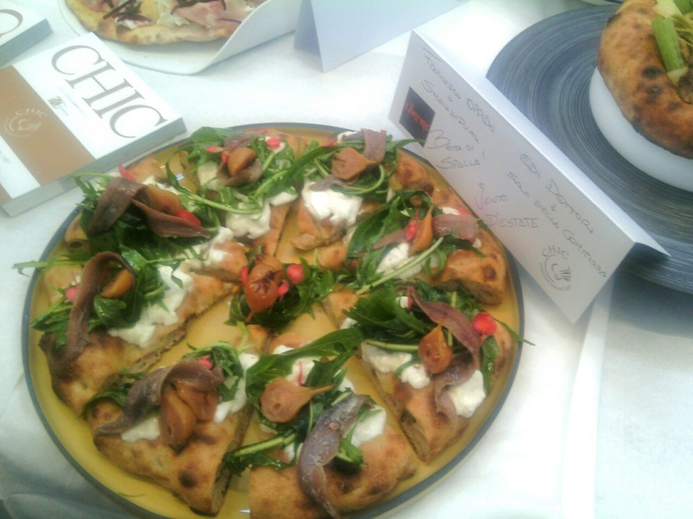 Chic, in the Kitchen tour, la pizza di Oppido ed Edi Dottori,