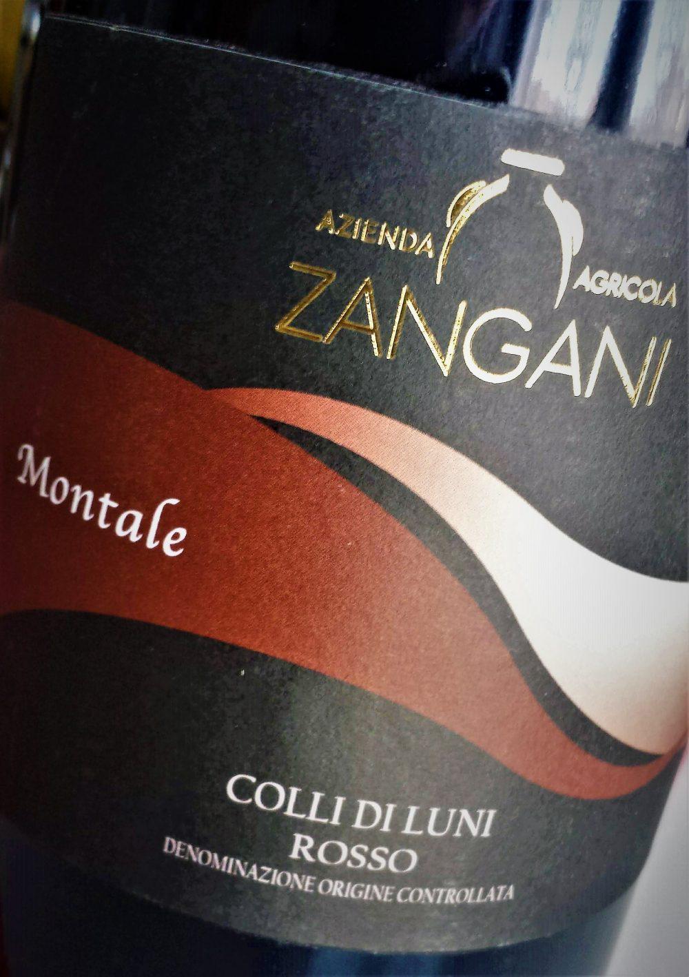 Colli di Luni Rosso Montale 2015 Magnum, Zangani