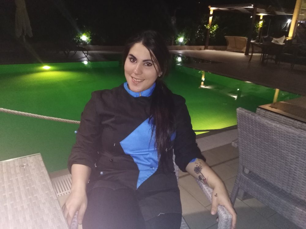 Hotel Ristorante Rumi Chef Carmen Malzone