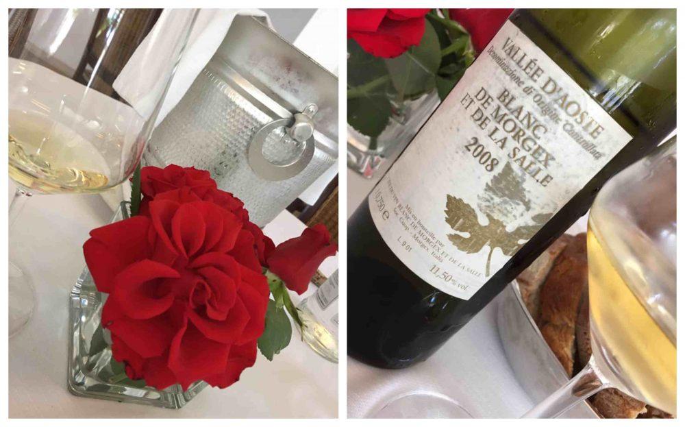Il Ghiottone, il vino