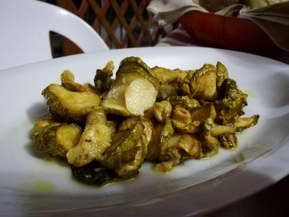 La Cucina di Mastro Geppetto - Le Zucchine alla scapece