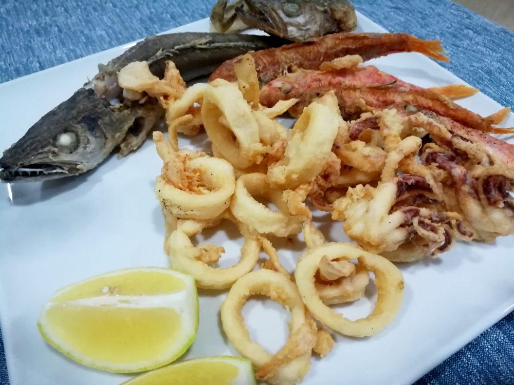 La Taverna delle Follie - La Frittura di Pesce