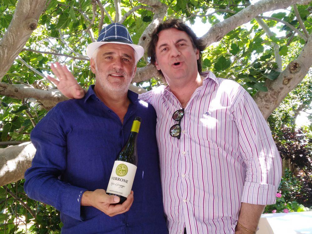 Michele Santoriello e Paolo Verrone