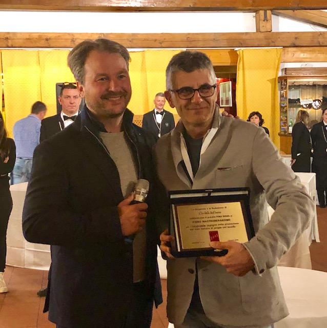 Piero Mastroberardino - Premio Khail 2019