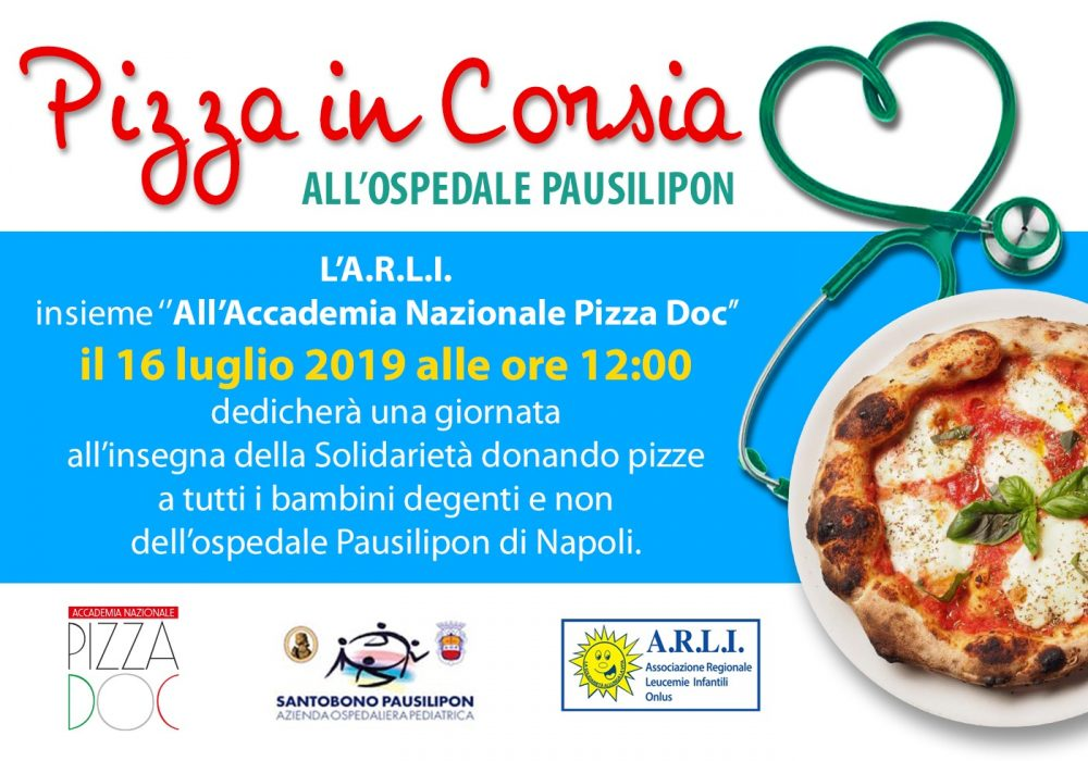 Pizza in corsia 2019