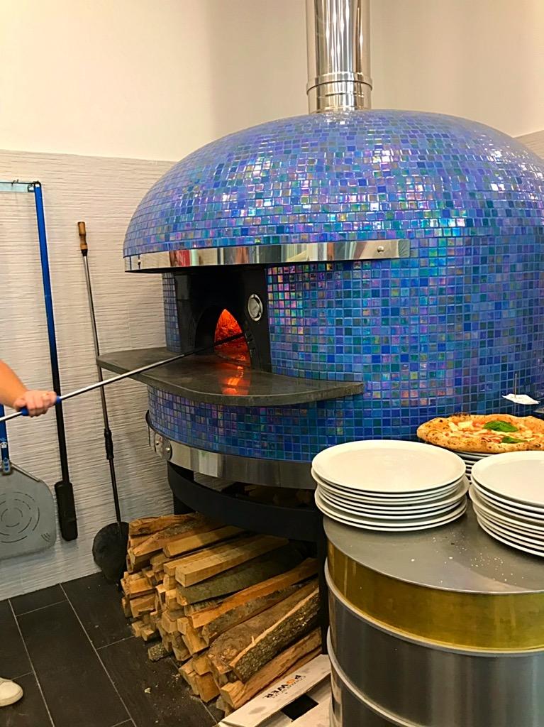 Pizzeria Al Solito Porzio - forno