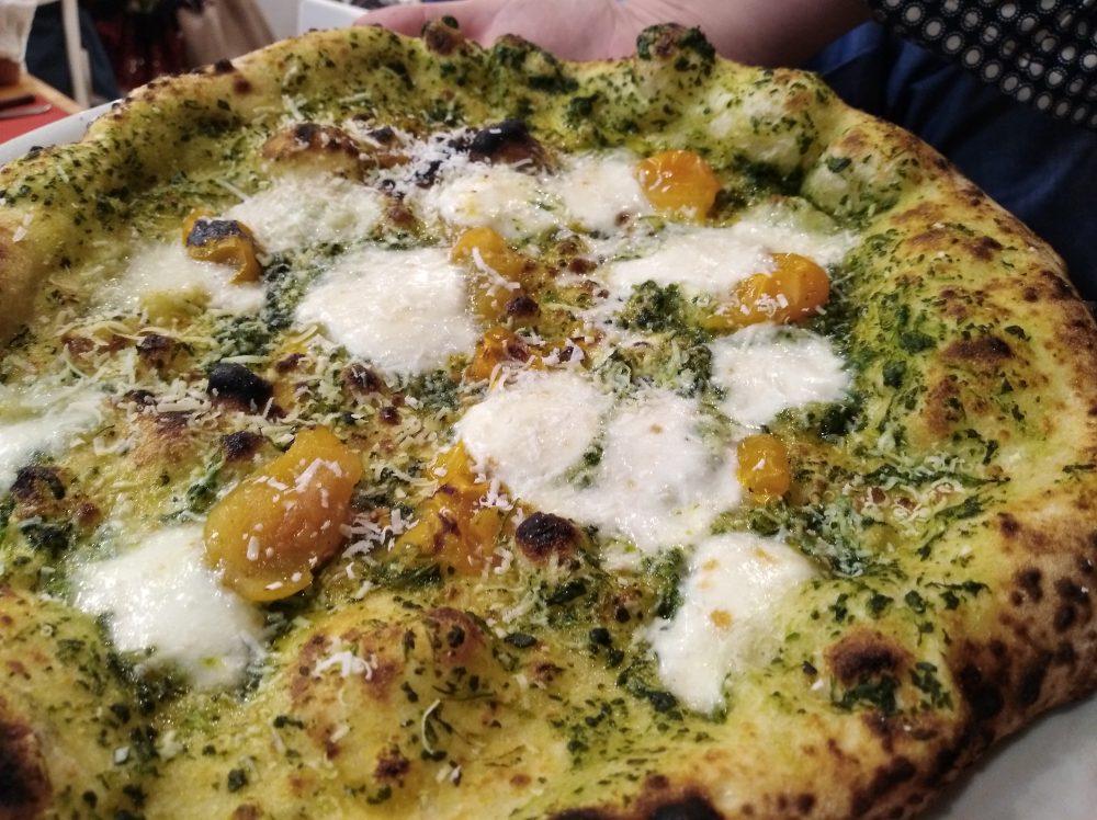 Pizzeria Da Zero a Vallo Pizza Primula Palinuri
