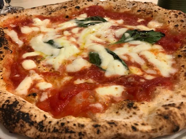 Pizzeria Fratelli Pidone - Pizza San Marzano