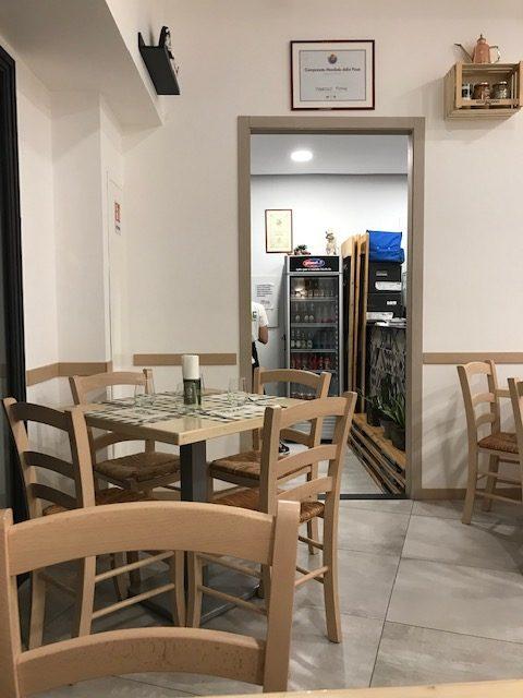 Pizzeria Fratelli Pidone - Sala