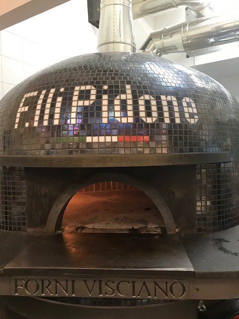 Pizzeria Fratelli Pidone - forno
