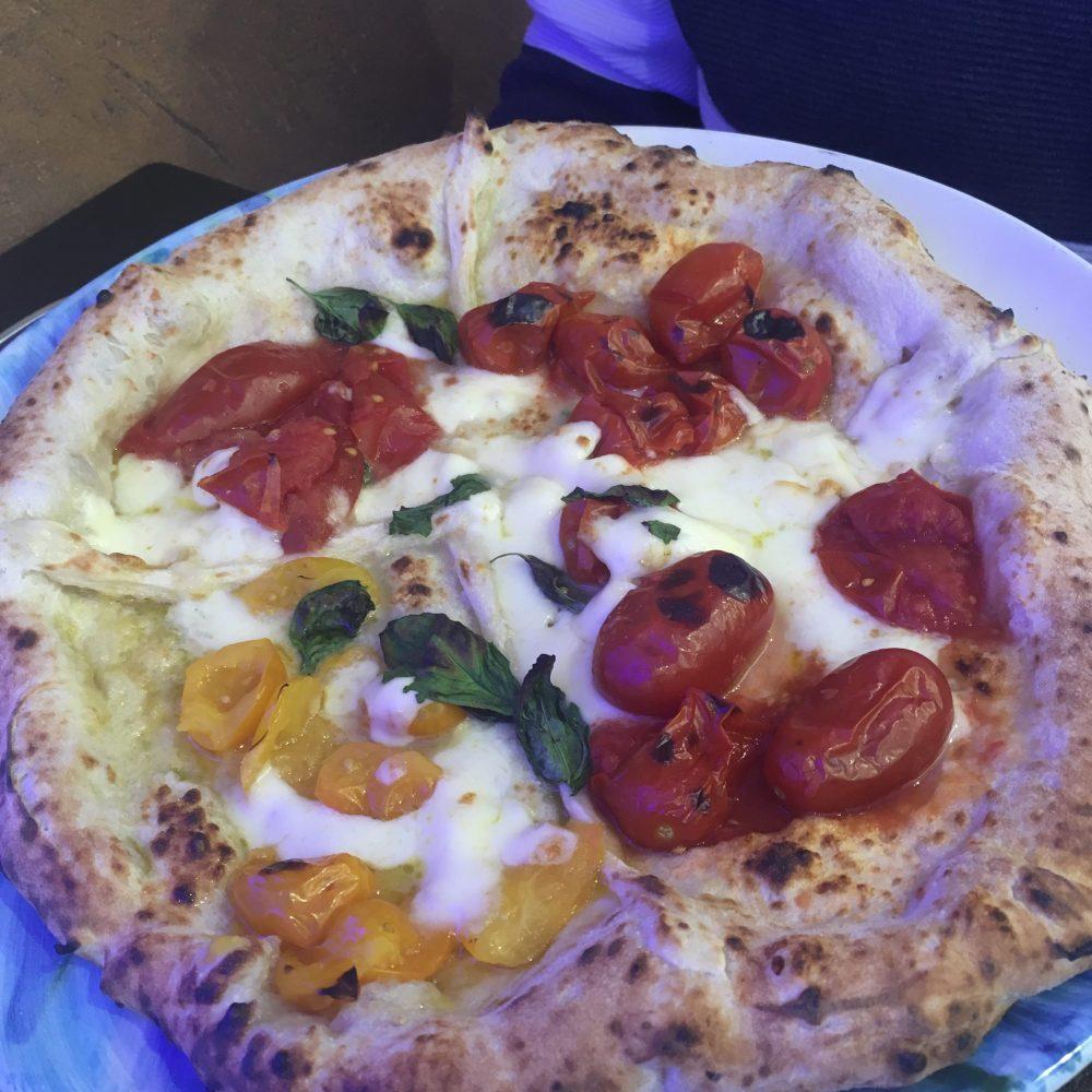 Scugniz - Pizza Pummarolata