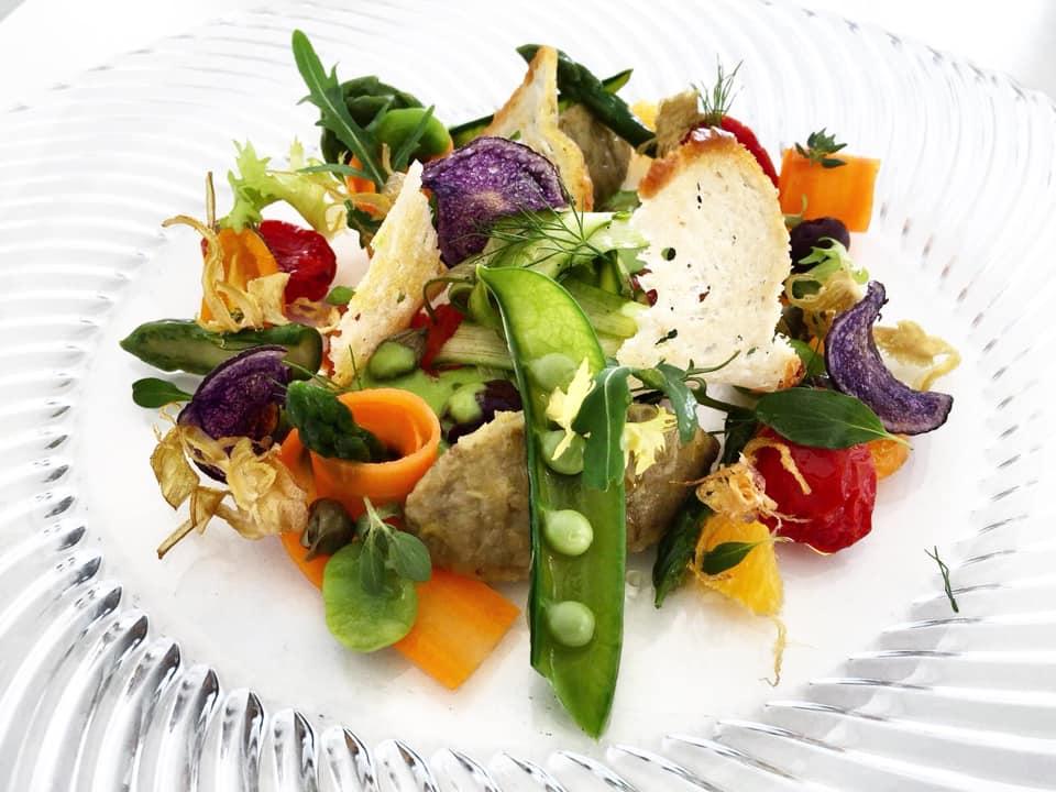 La Palette - Le verdure cotte e crude dell'orto