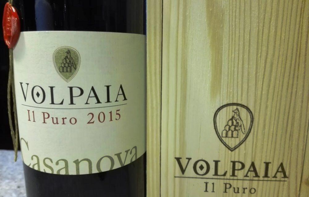 Chianti Classico Gran Selezione DOCG - Il Puro -2015 - Castello di Volpaia