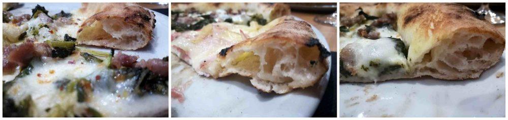 25 Pizza Bistrot, lievitazione