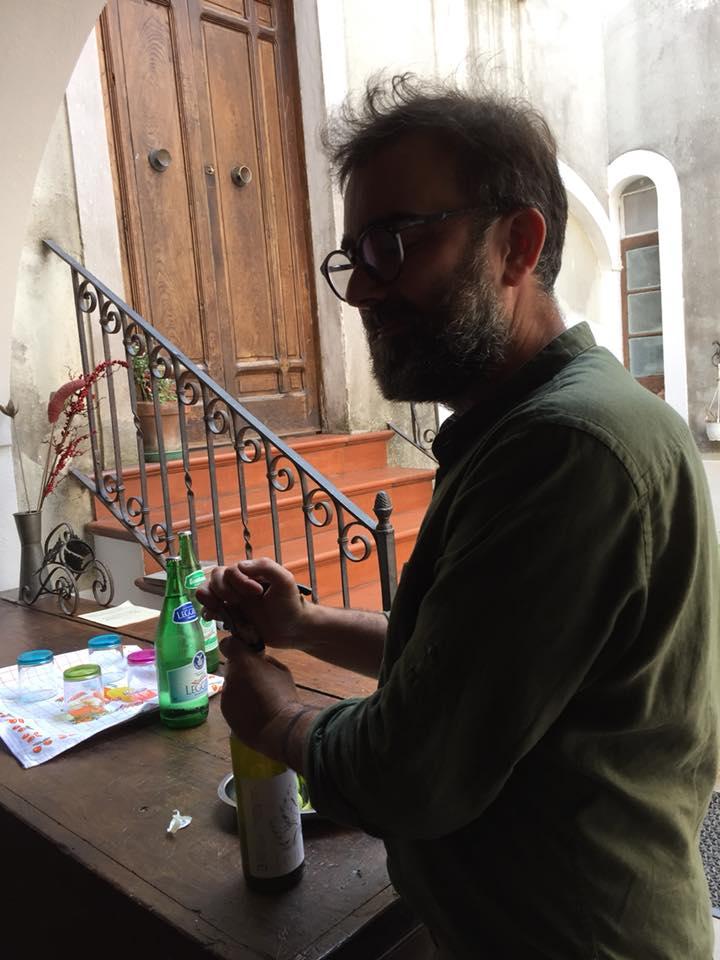 La Cantina a Gioi, Antonio Bianco