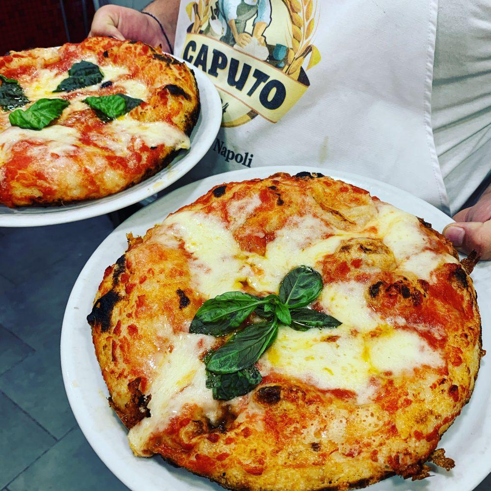 Pizzeria Elite - Margherita, pomodoro e fior di latte